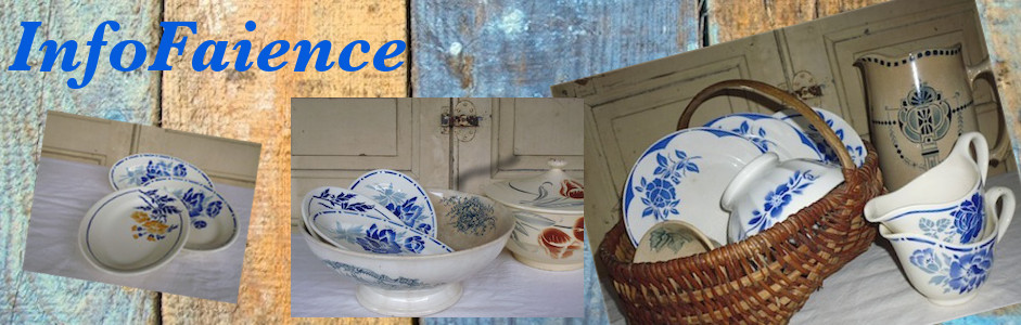 Industrial products from porcelain, faience, semi-porcelain and majolica