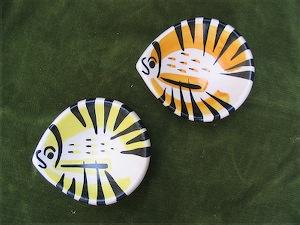 ceramique signé gb
